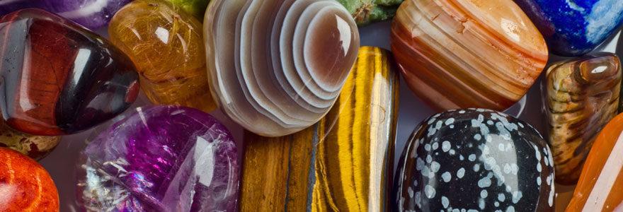 Vertus des pierres semi-précieuses sur la santé